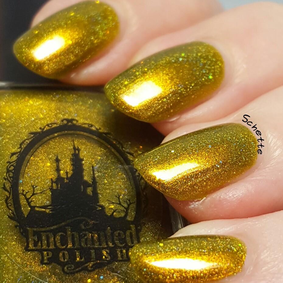 Enchanted Polish : Magic Apple Cider