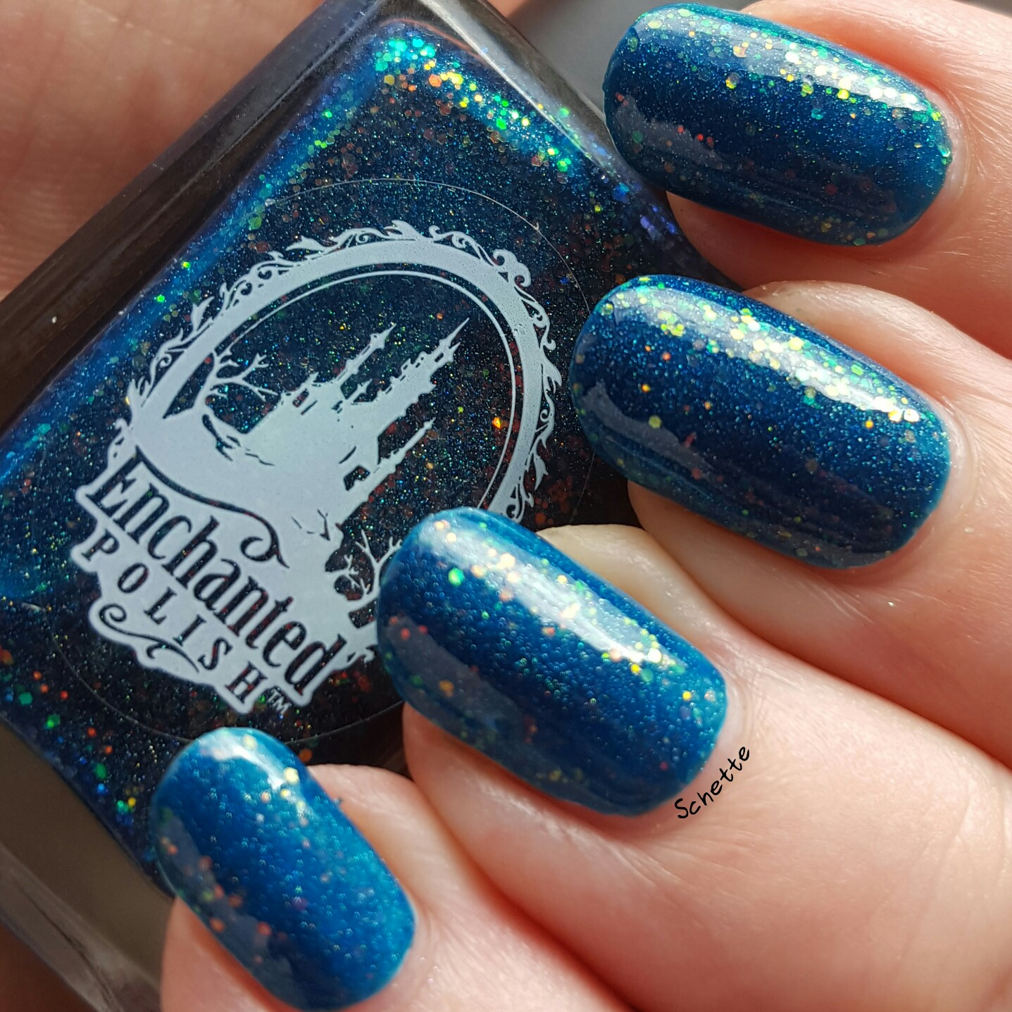 Enchanted Polish : Opal Lagoon