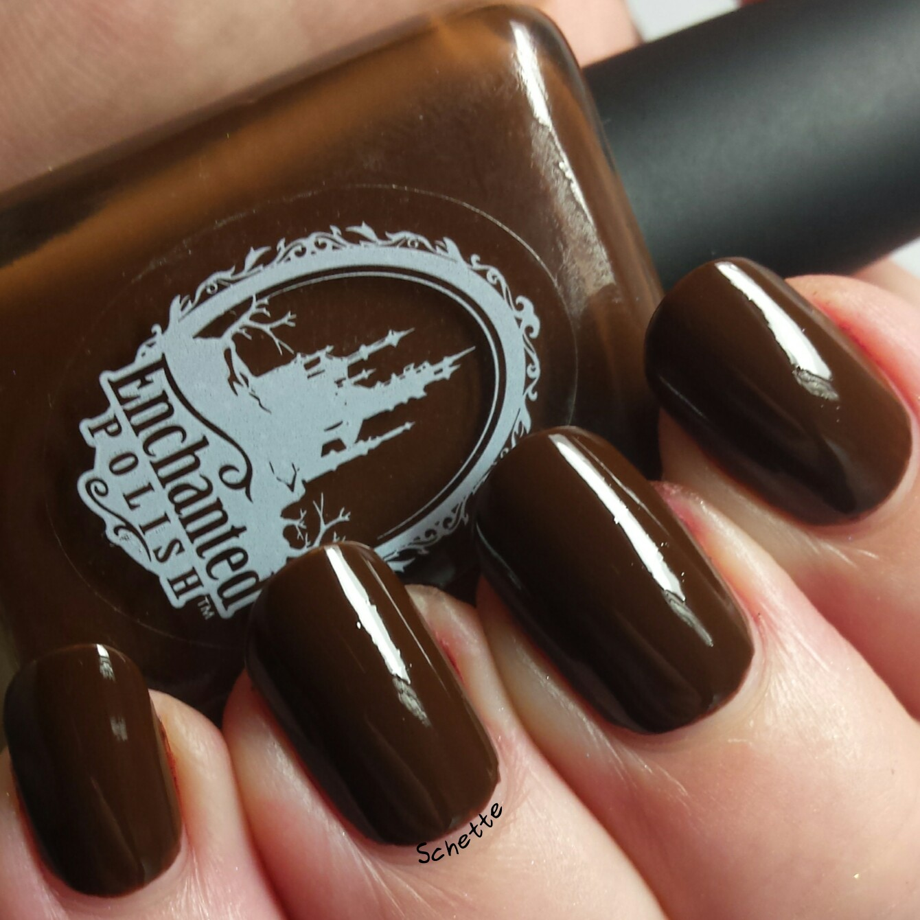 Enchanted Polish : Pinecone