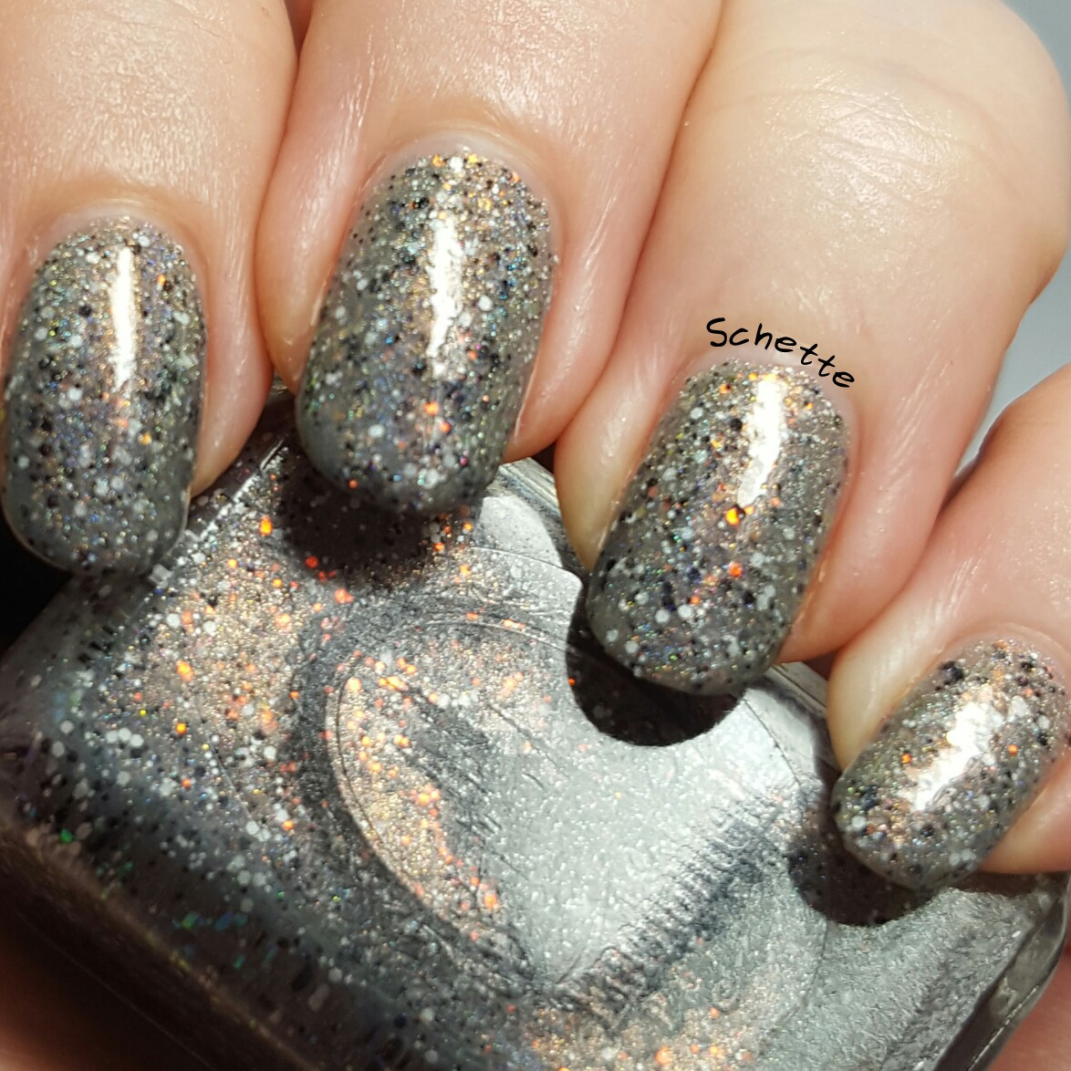 Enchanted Polish : Prismatic Static