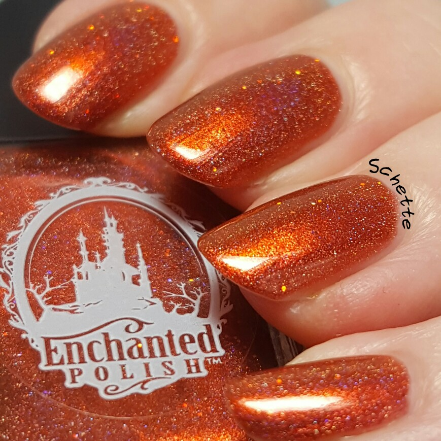 Enchanted Polish : Pumpkin Spice