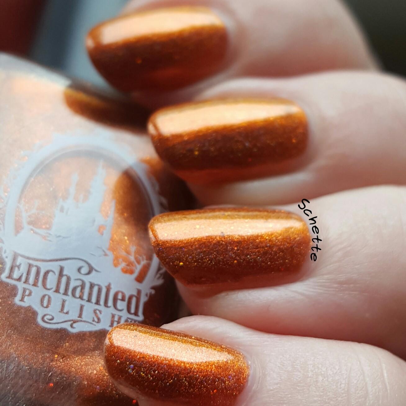 Enchanted Polish : Pumpkin Spice