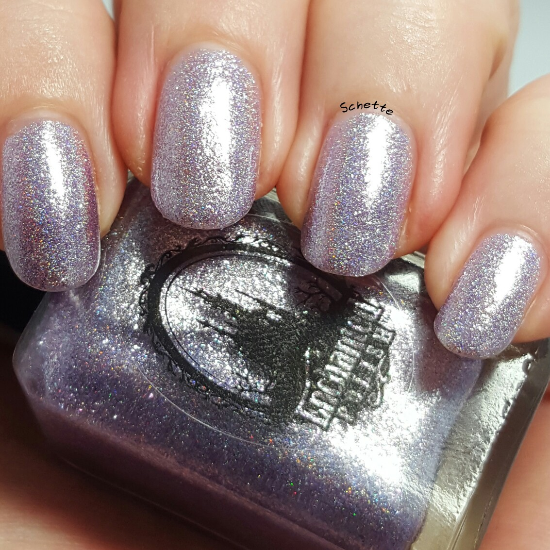 Enchanted Polish : Purple Roses