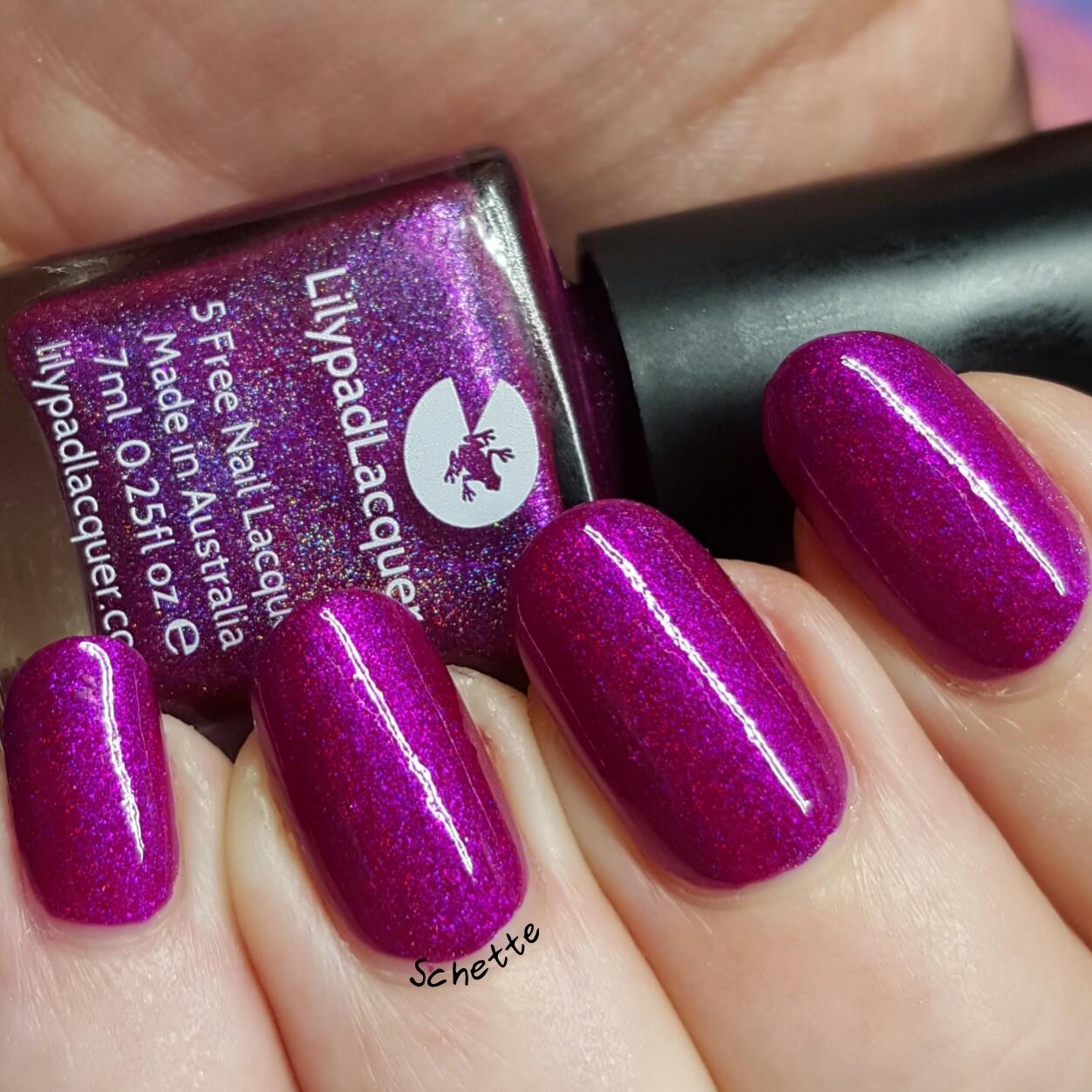 Lilypad Lacquer - Magnifique