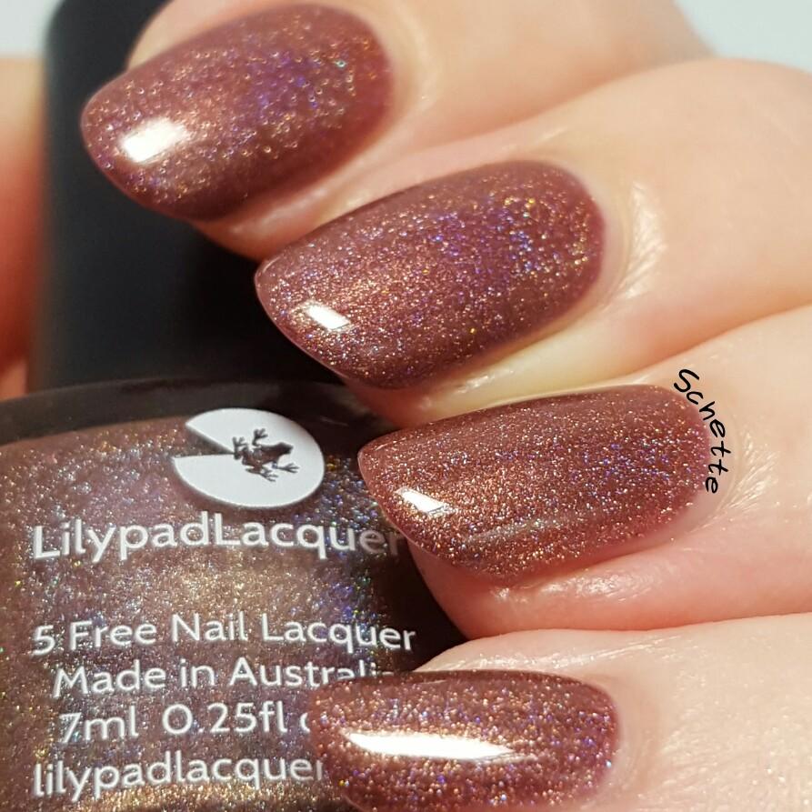 Lilypad Lacquer: Mudpie