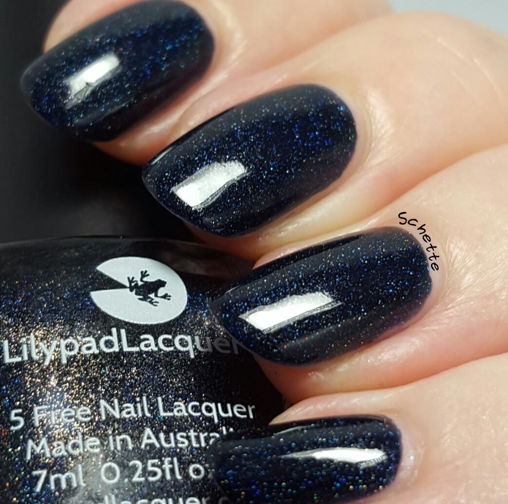Lilypad Lacquer: Nero