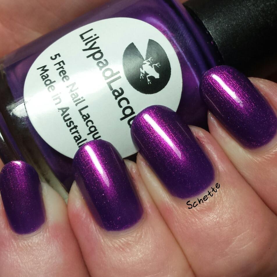 Lilypad Lacquer - Peita's Potion