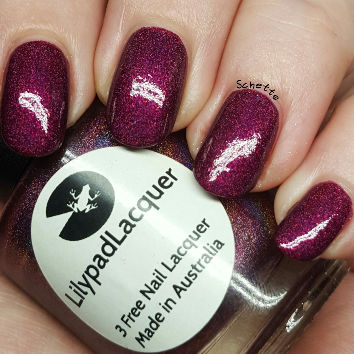 Lilypad Lacquer: Queen Of Halloween