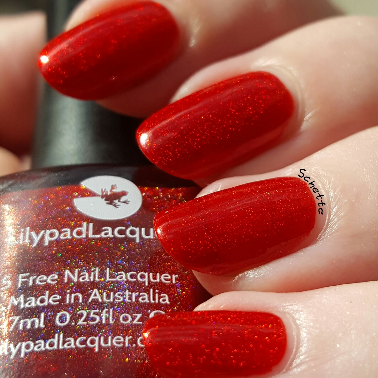 Lilypad Lacquer: When Love comes to Town