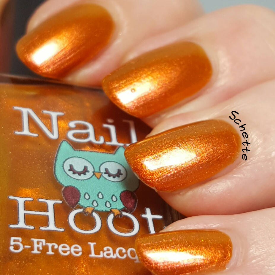 Nail Hoot : Floral Collection