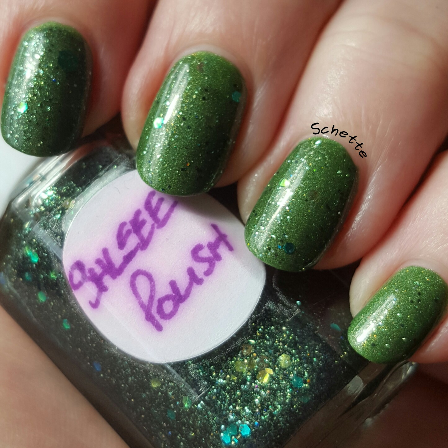 Shleee Polish : Mary Jane,Holland, To serve Mars