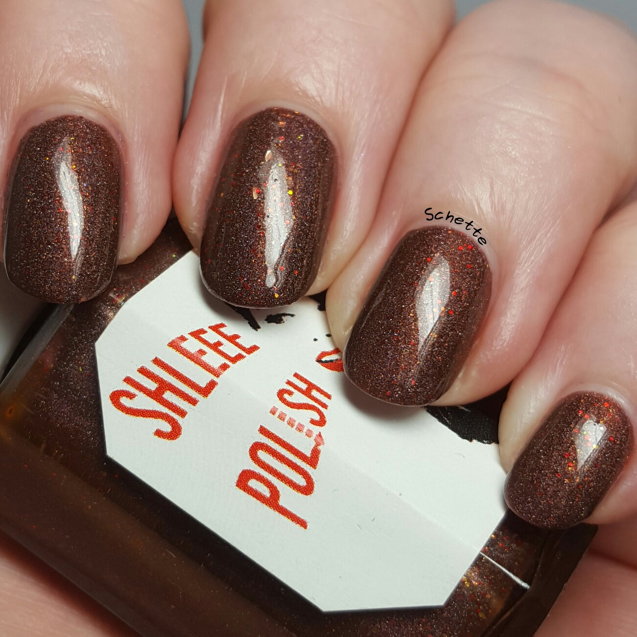 Shleee Polish : Sample 2, the falling king