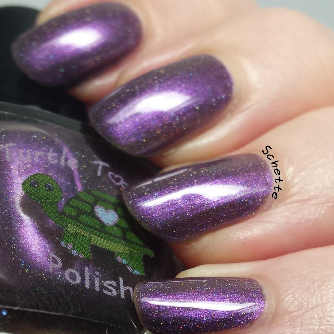 Turtle Tootsie Polish : Full Moon, Holster Sniffer