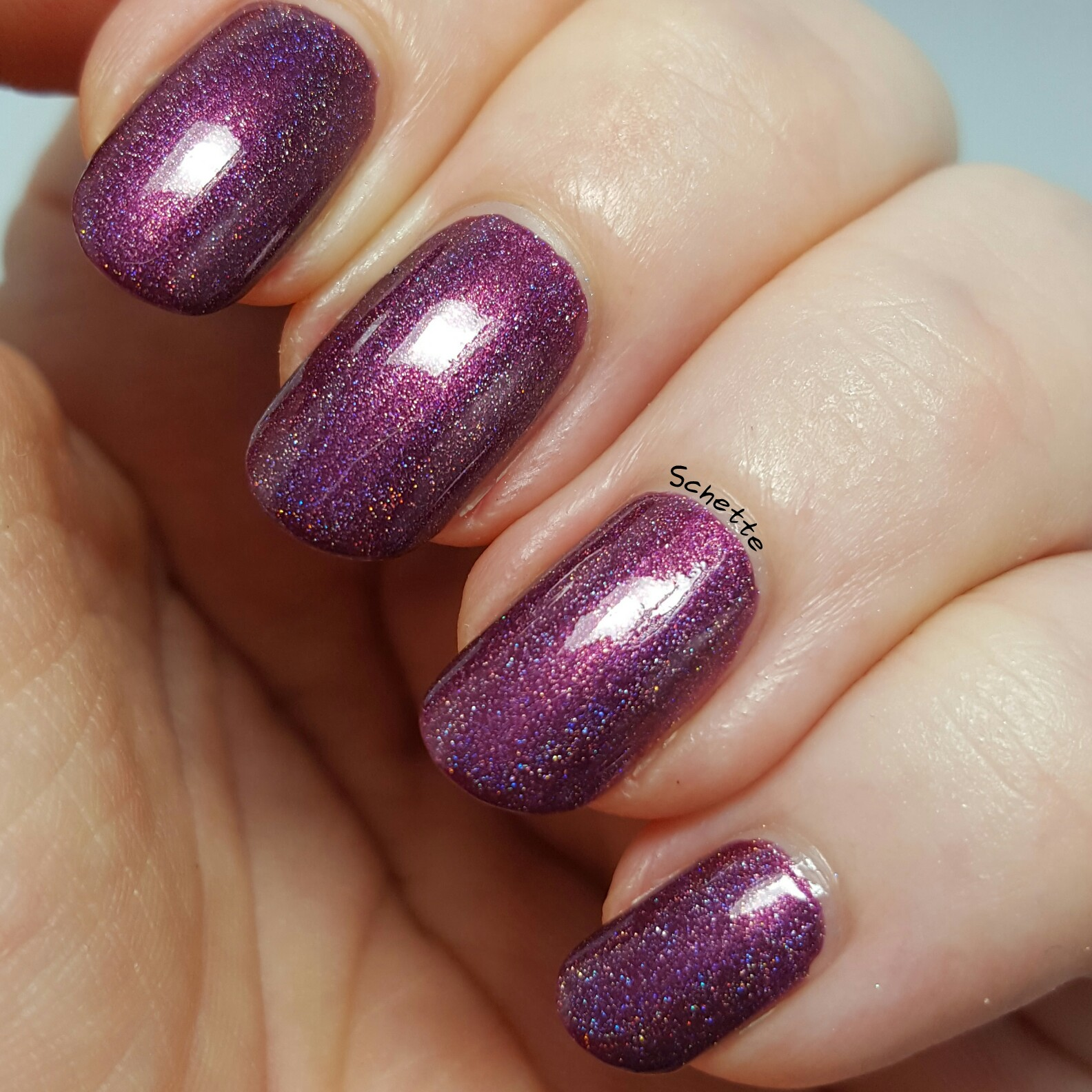 Vapid Lacquer - Blackened Amethyst