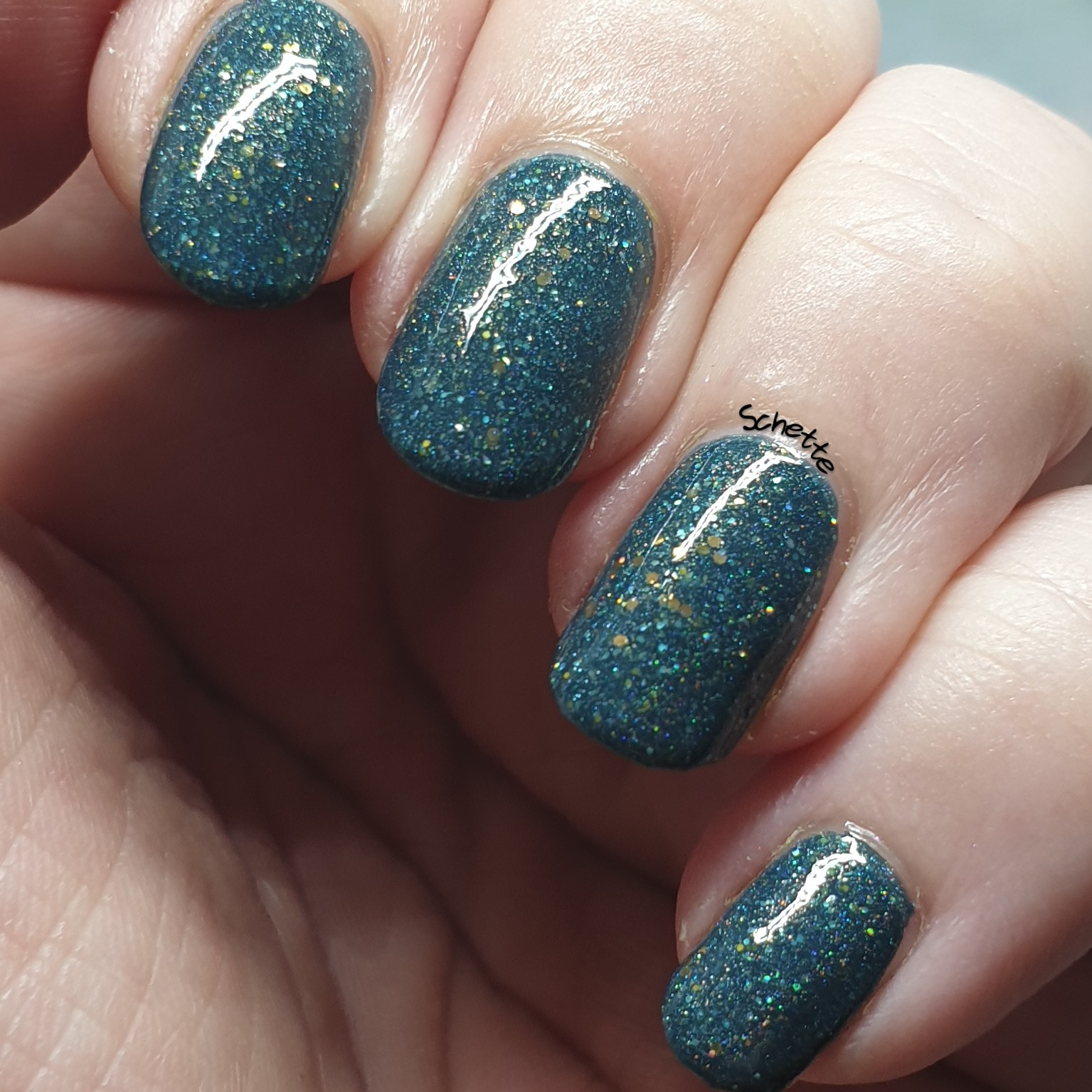 Noodles Nail Polish - Take a hike