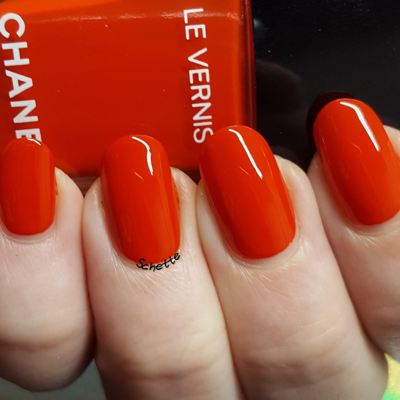 Chanel - Arancio Vibrante
