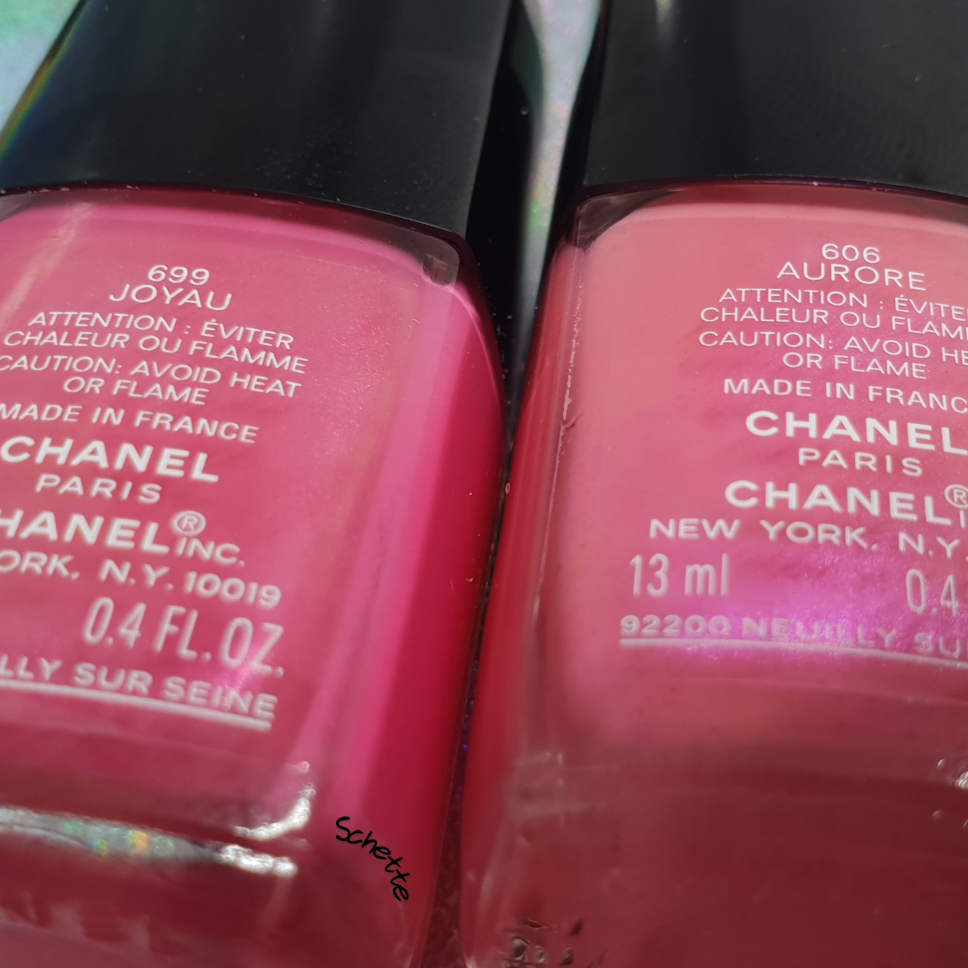 Chanel - Aurore