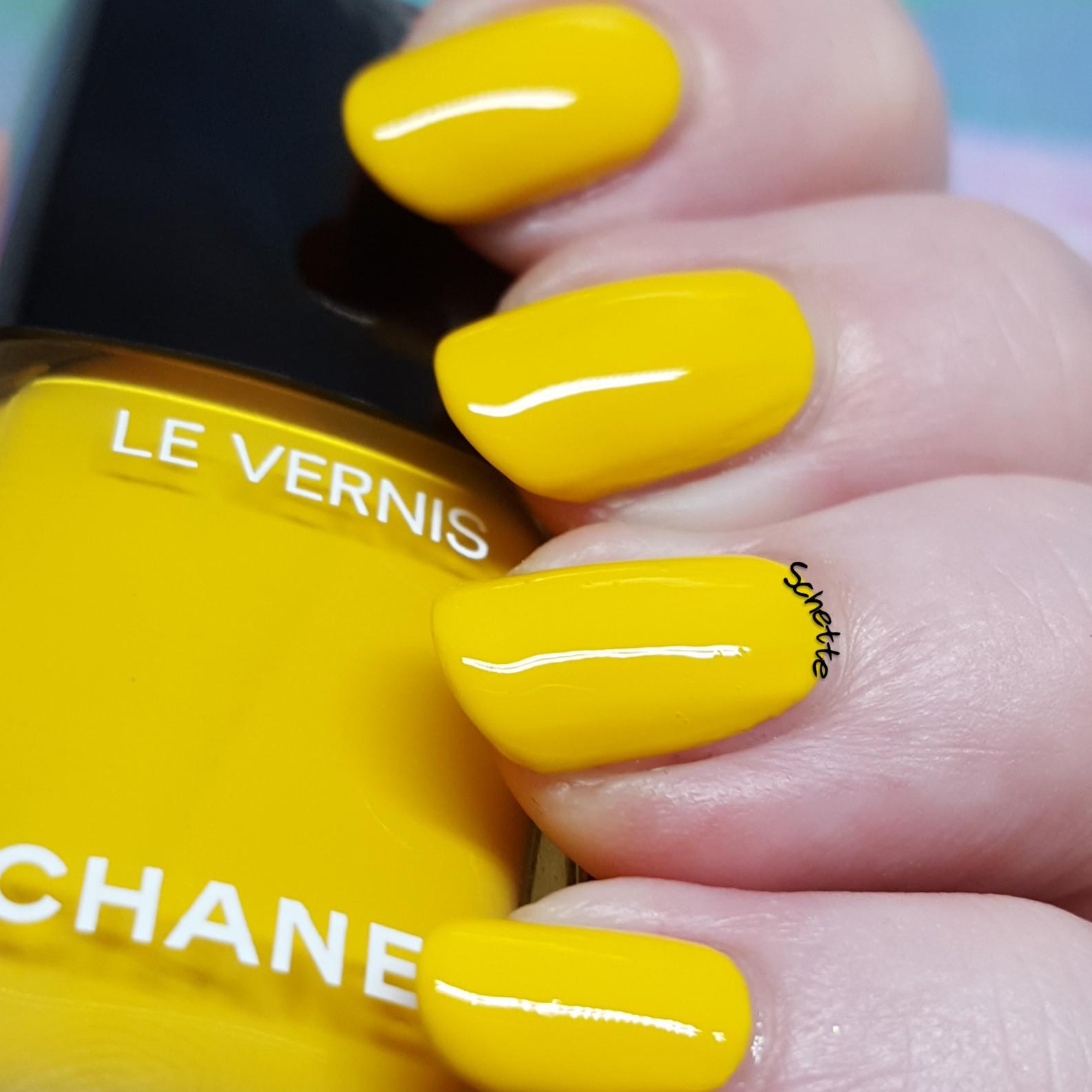 Chanel - Giallo Napoli