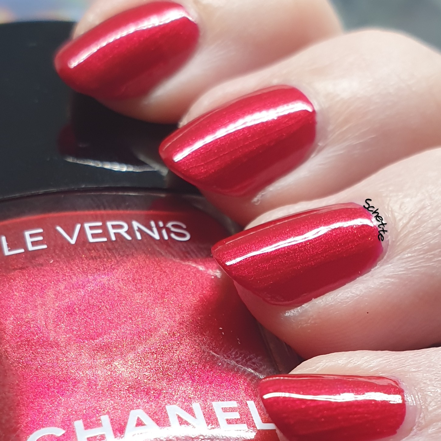 Chanel - Radiant Red