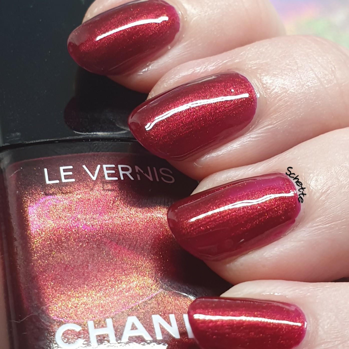 Chanel - Radiant Rouge Noir