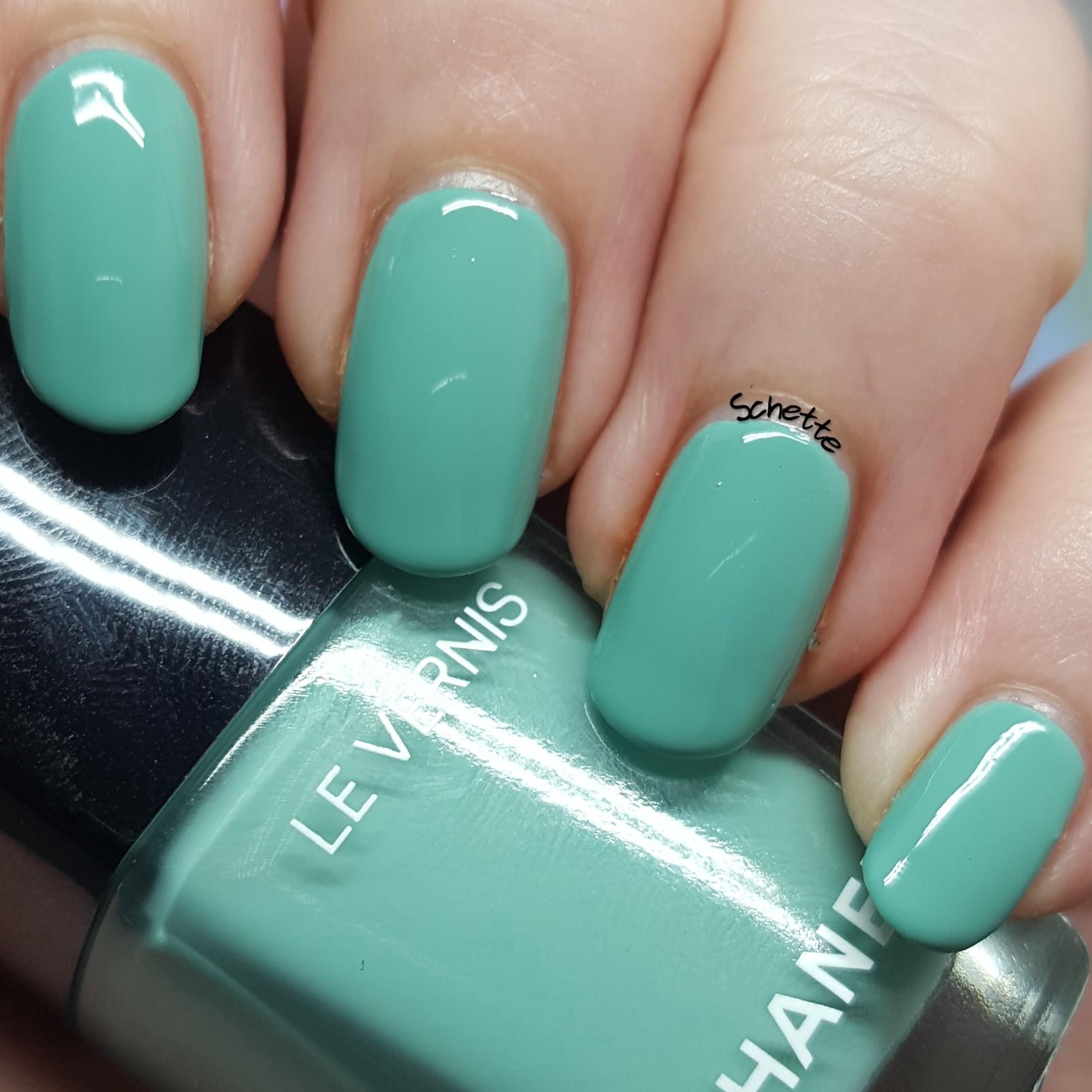 Chanel - Verde Pastello