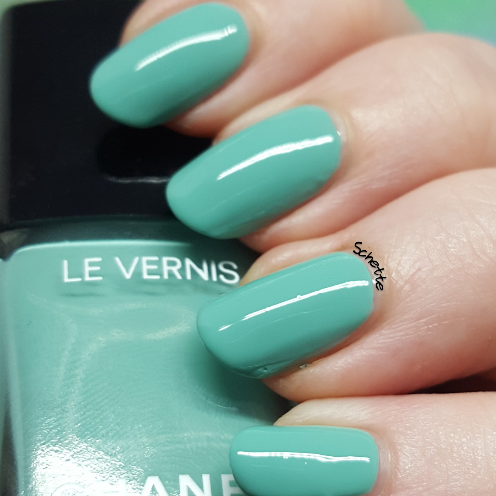 Chanel - Verde Pastello