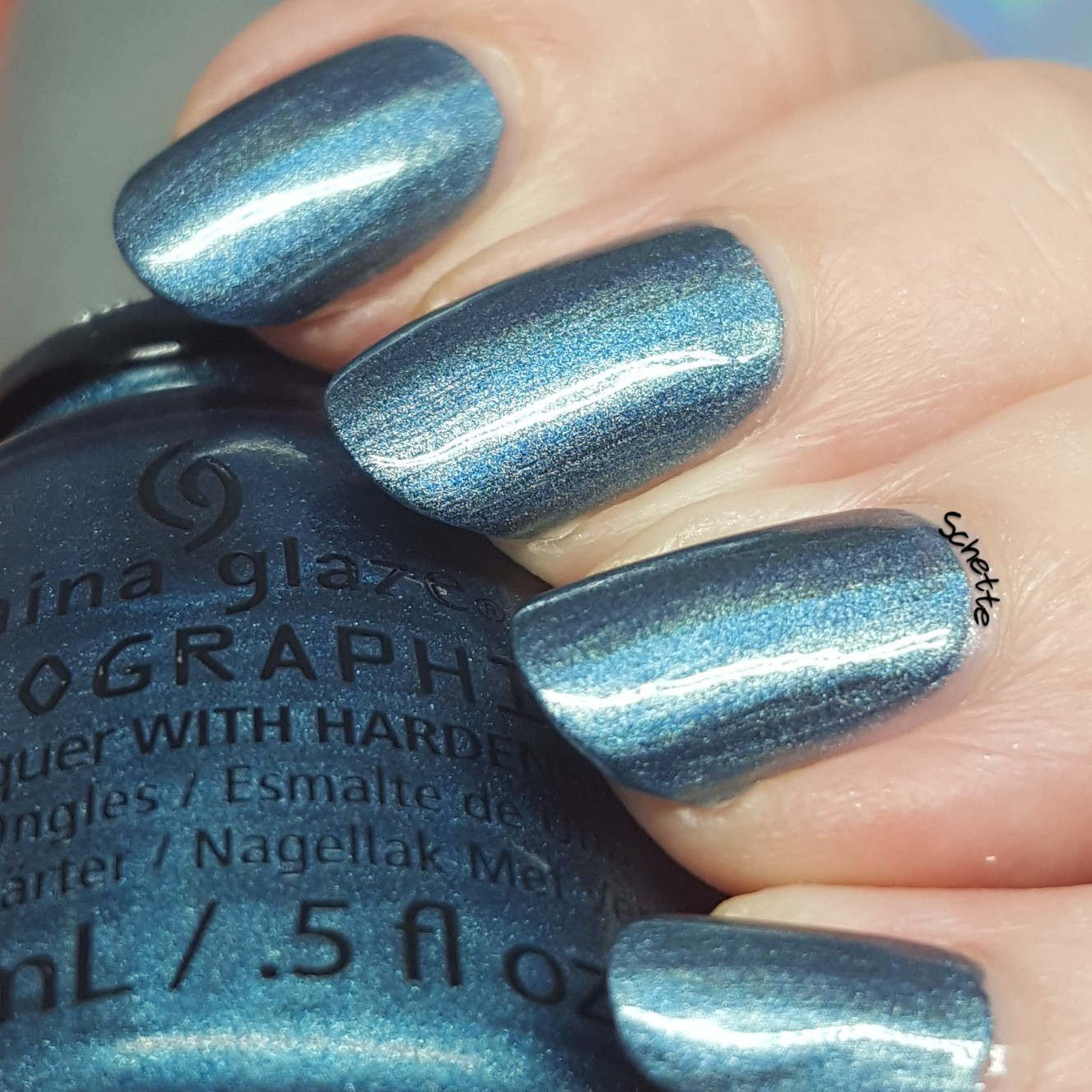 China Glaze - Take a trek