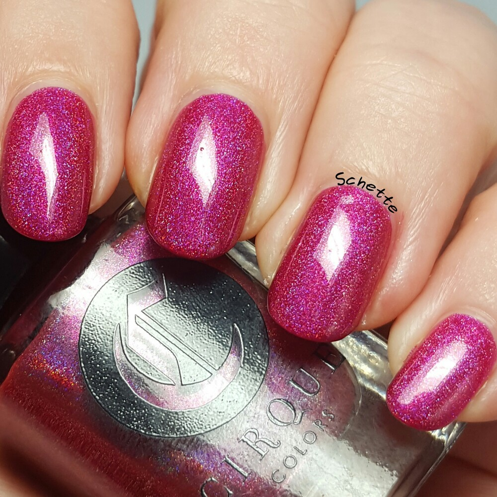 Cirque Colors - Framboise