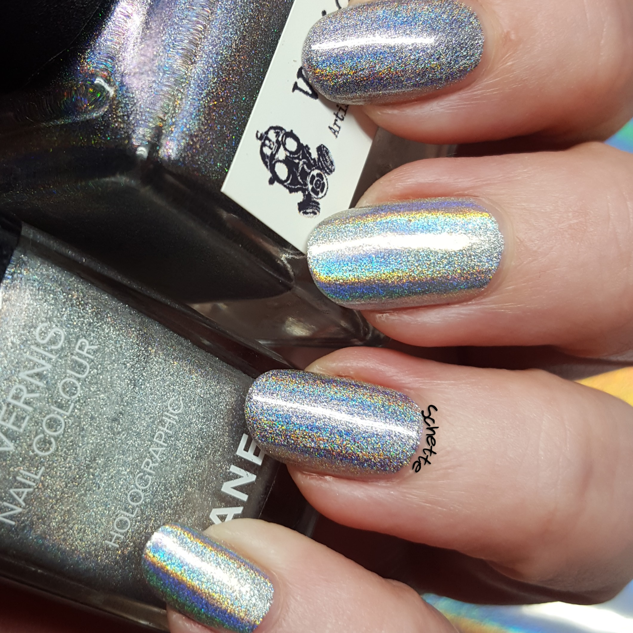 Chanel - Holographic