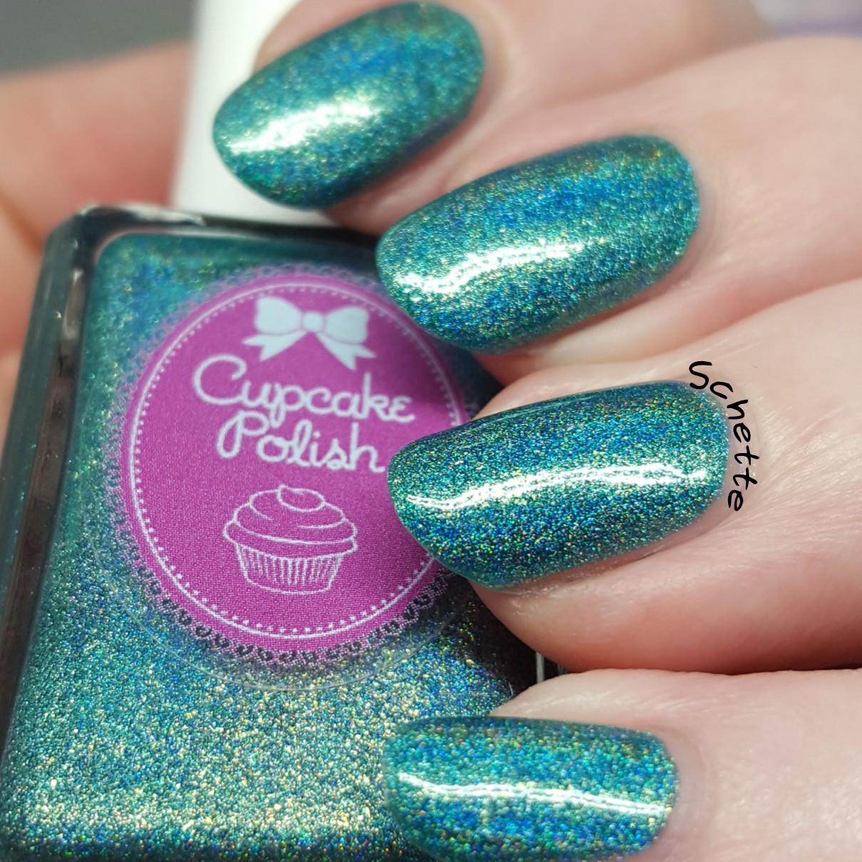 Cupcake Polish - Cleopatra