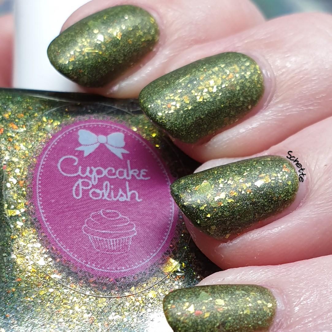 Cupcake Polish - Oh my gourd