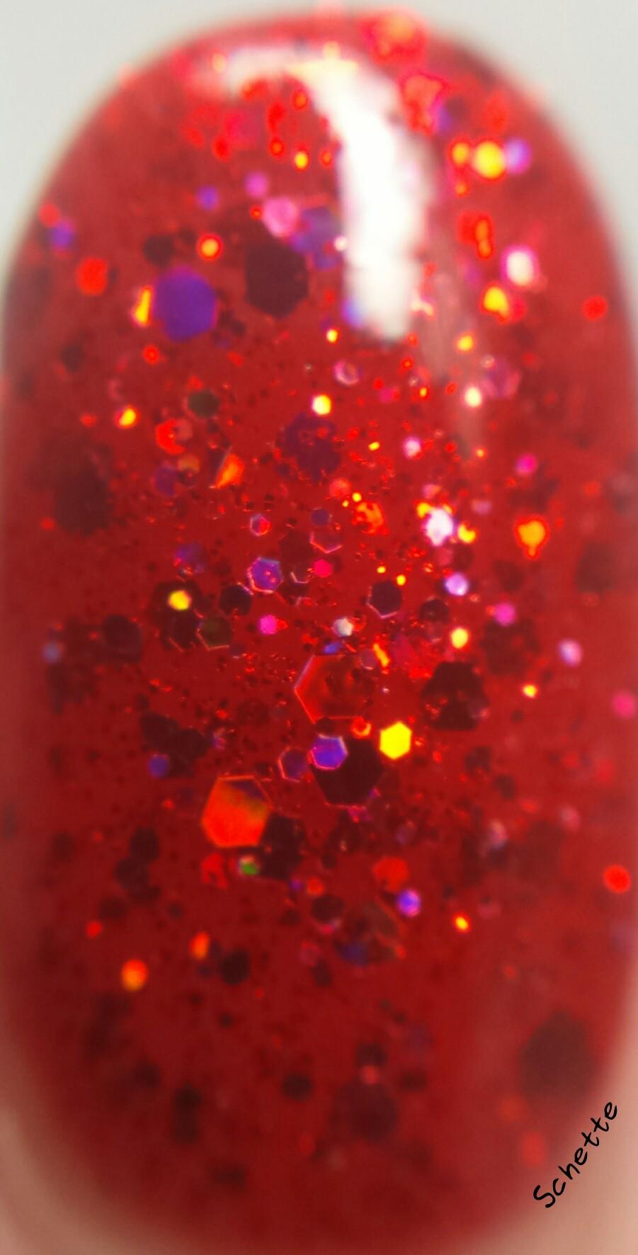 Darling Diva - Little Red Corvet