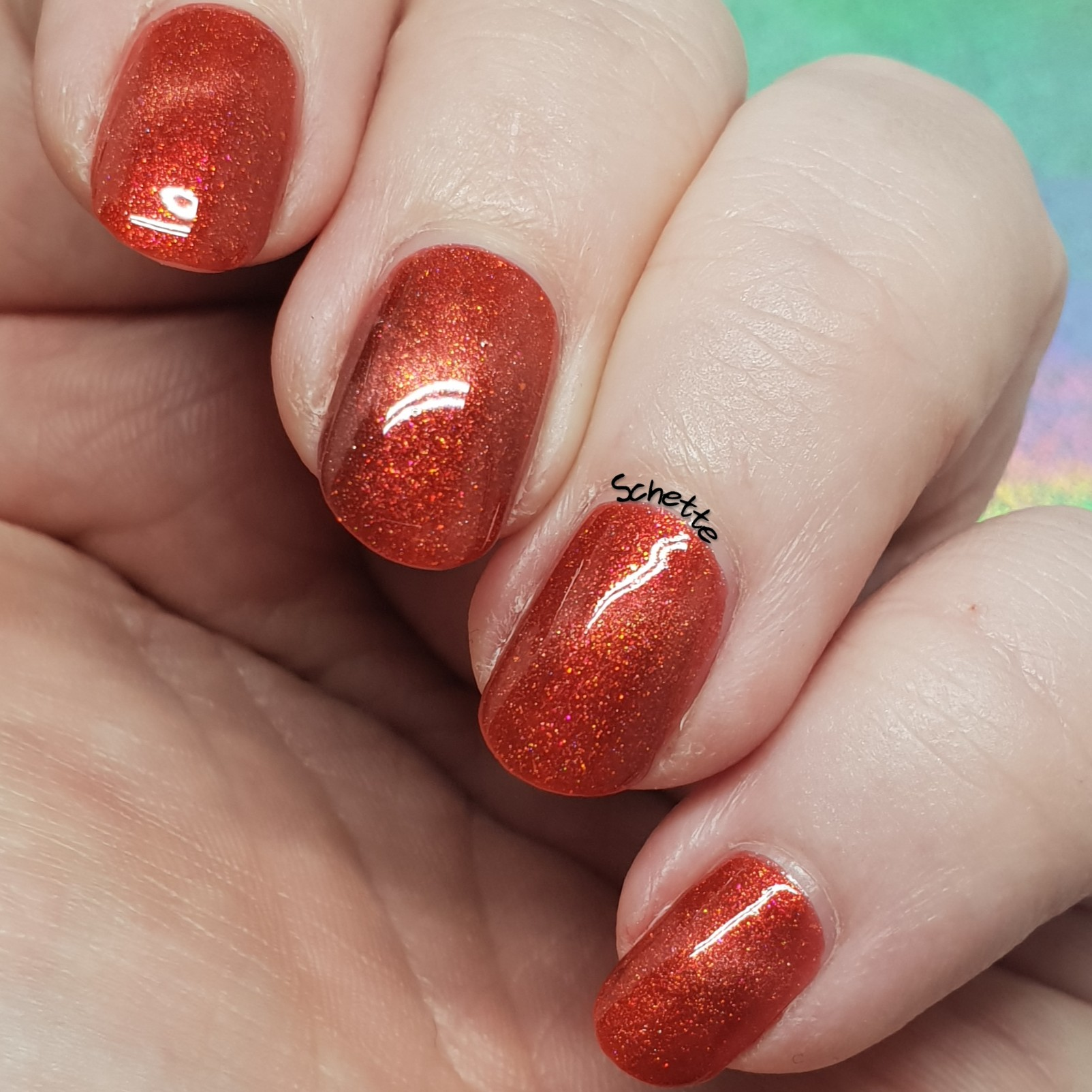 DRK Nails - I am not made of Glass
