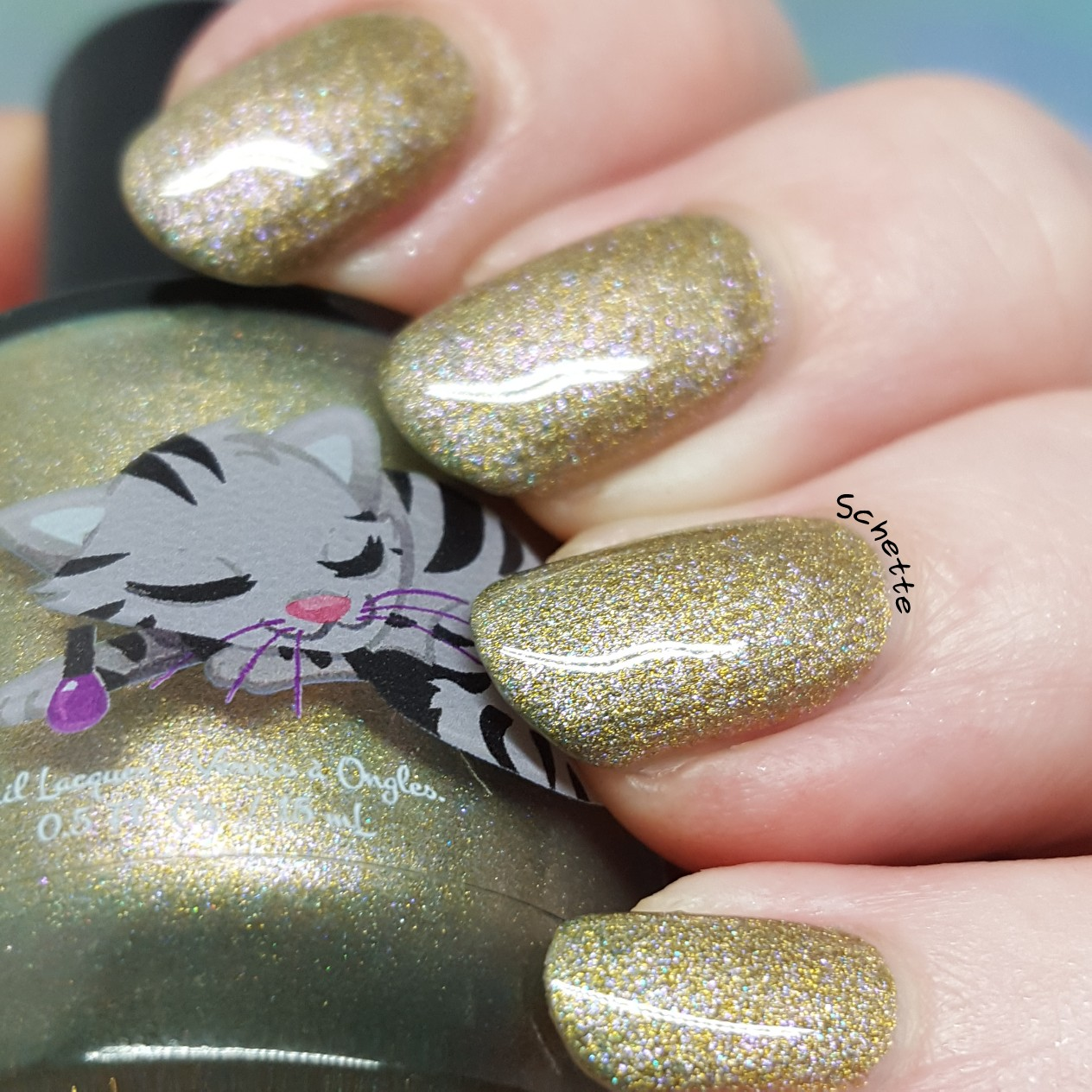 Eat Sleep Polish - Dirty Martini