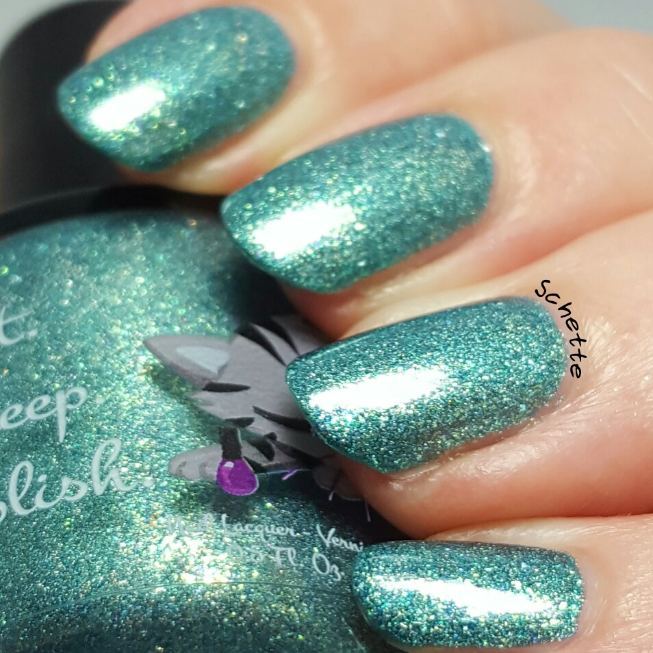 Eat Sleep Polish - Marlow the Merman