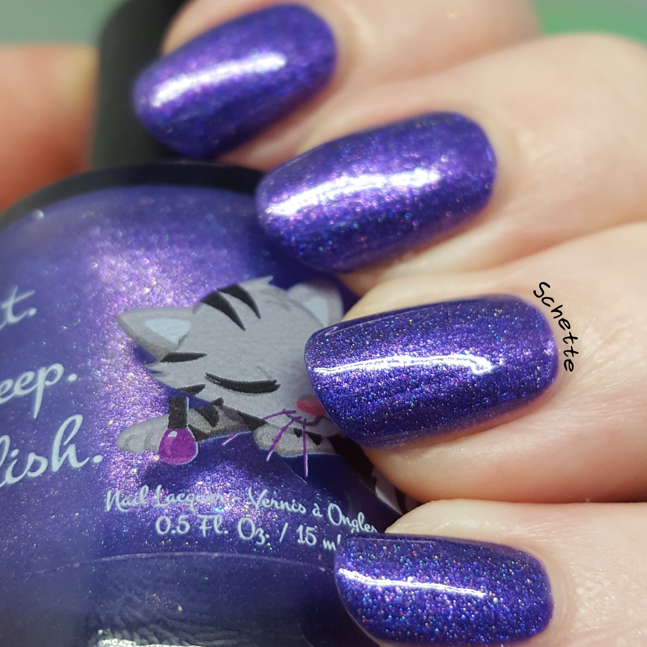 Eat Sleep Polish - Silky Mane