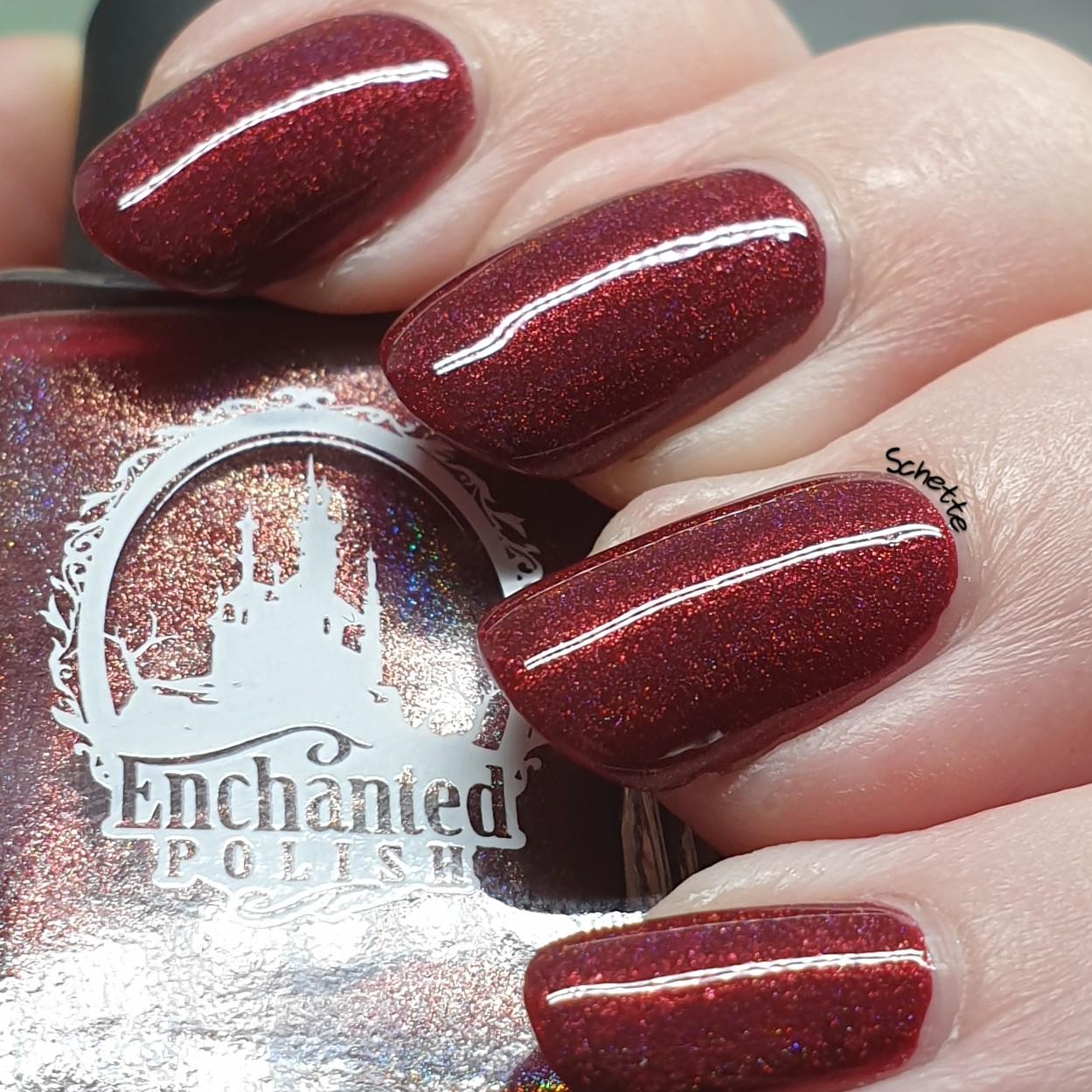 Enchanted Polish - Cherries Jubilee
