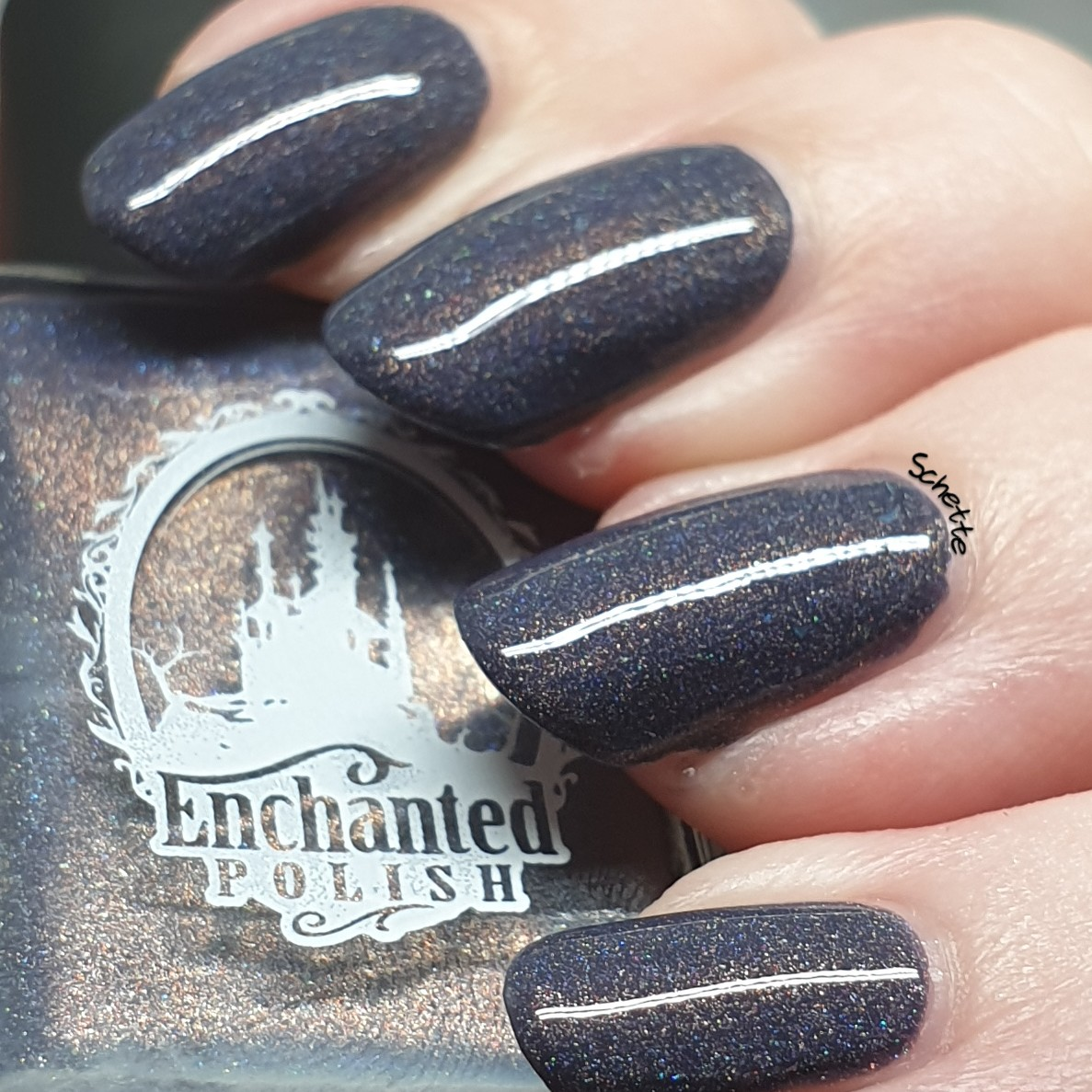 Enchanted Polish - Clockwork Castle