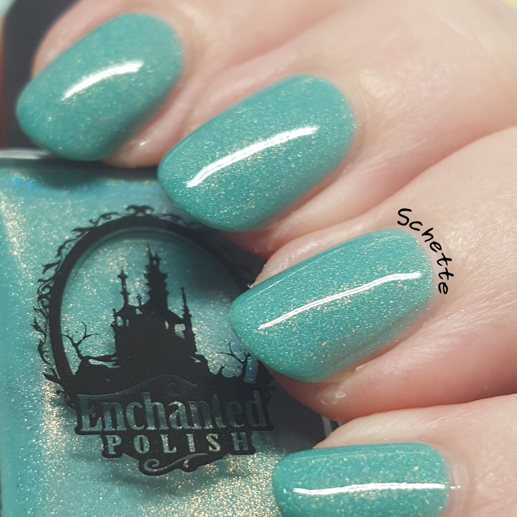 Enchanted Polish - Aquaholic