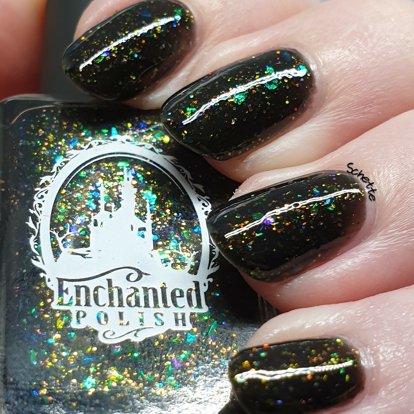 Enchanted Polish - August 2019