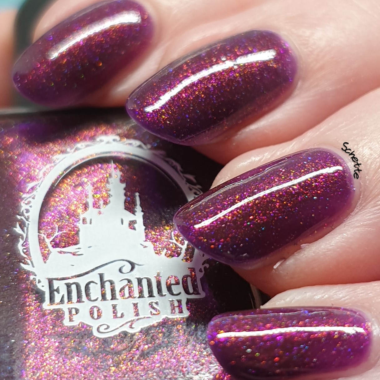 Enchanted Polish - California Raisin