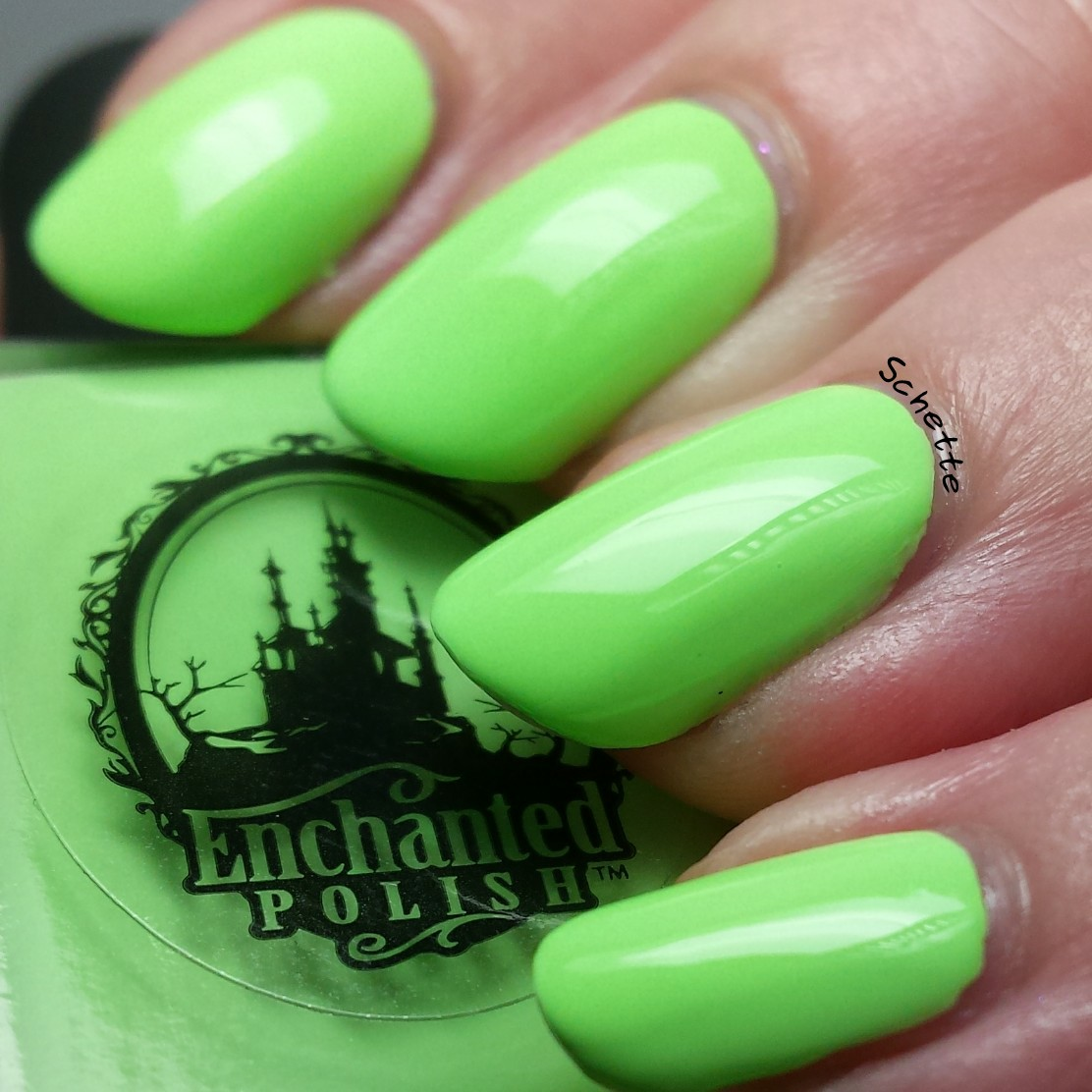 Enchanted Polish - Ectoplasm