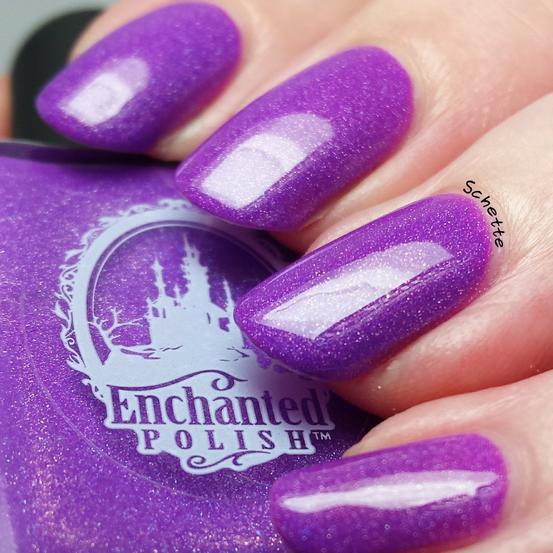 Enchanted Polish - Monsters Ink