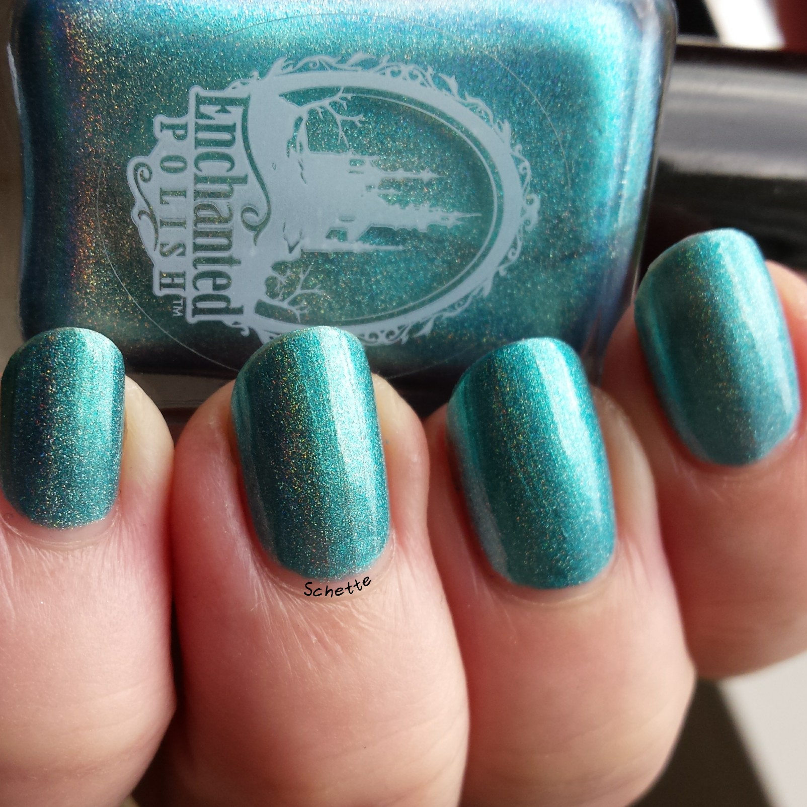 Enchanted Polish - Ocean Potion