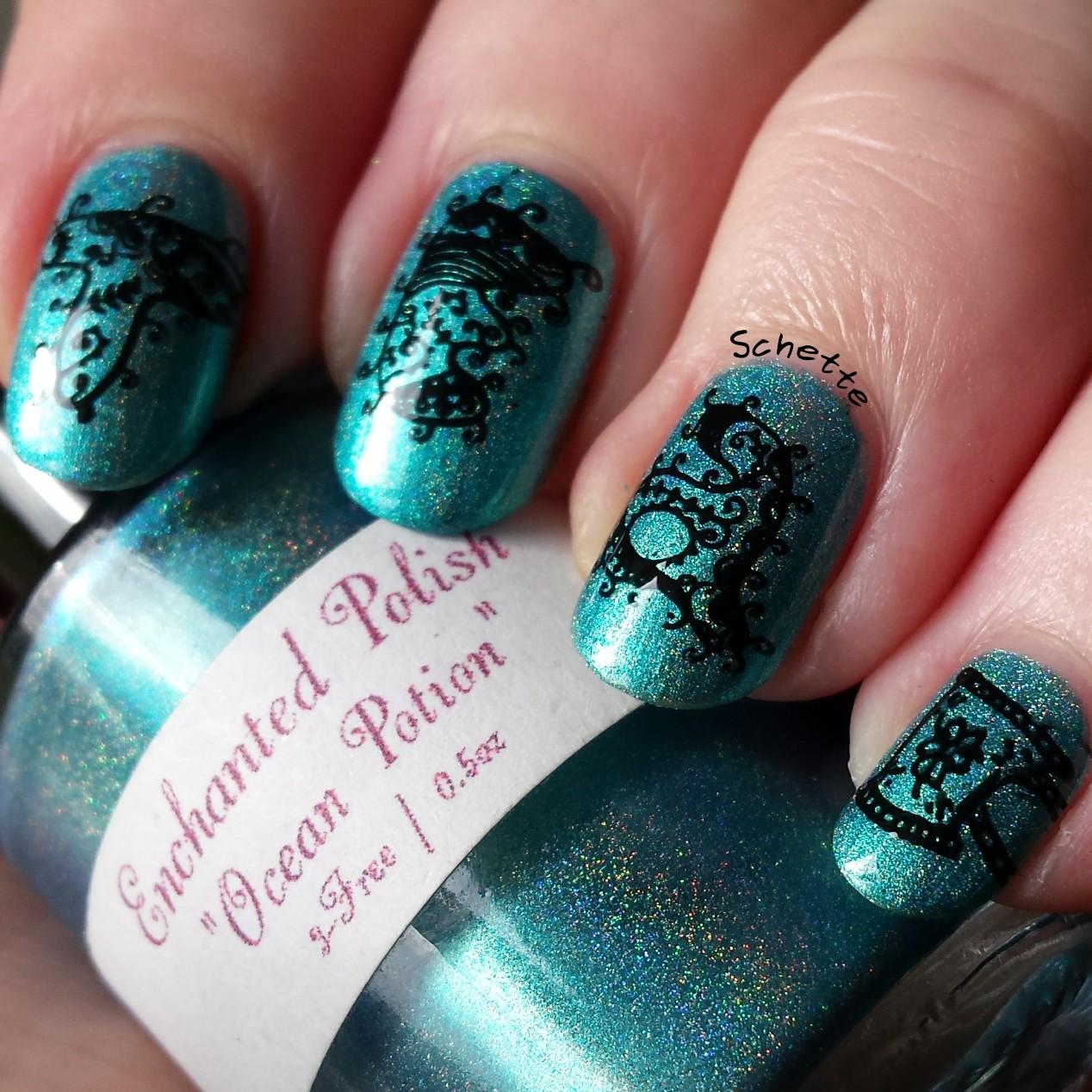 Enchanted Polish - Ocean Potion
