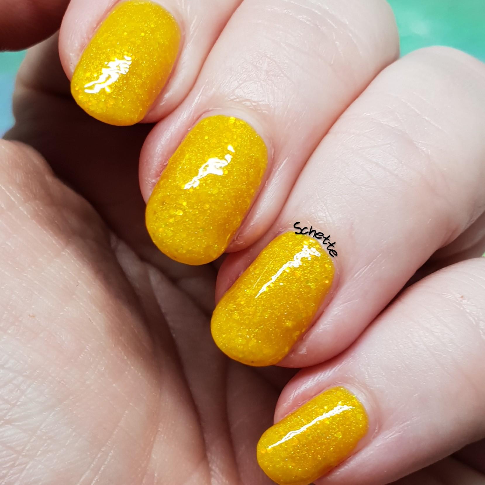 Enchanted Polish - Opal Lemonade