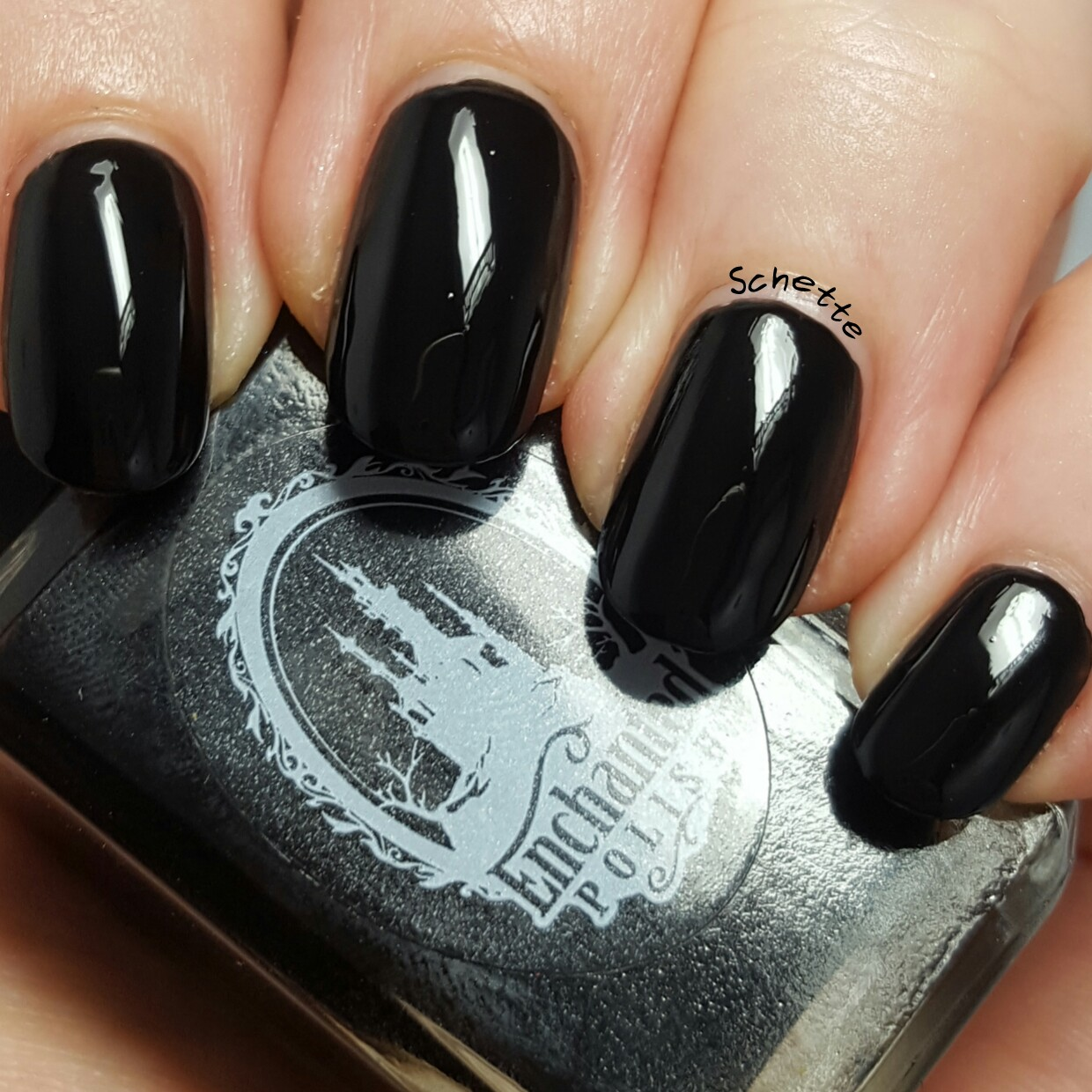 Enchanted Polish - Paint it black