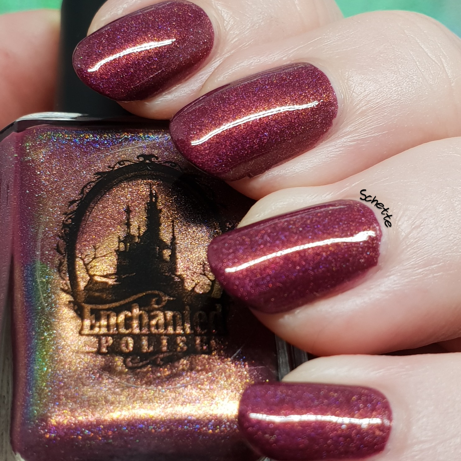 Enchanted Polish - September 2018