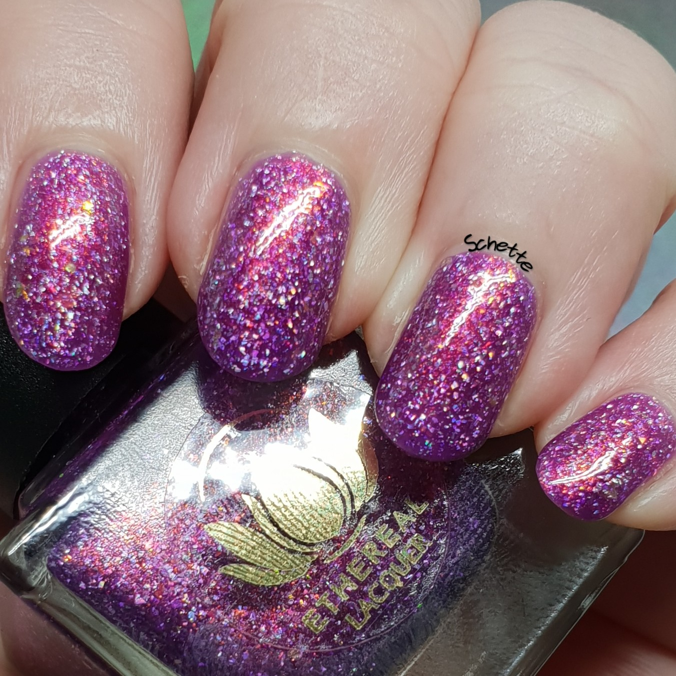 Ethereal Lacquer - Adbuction