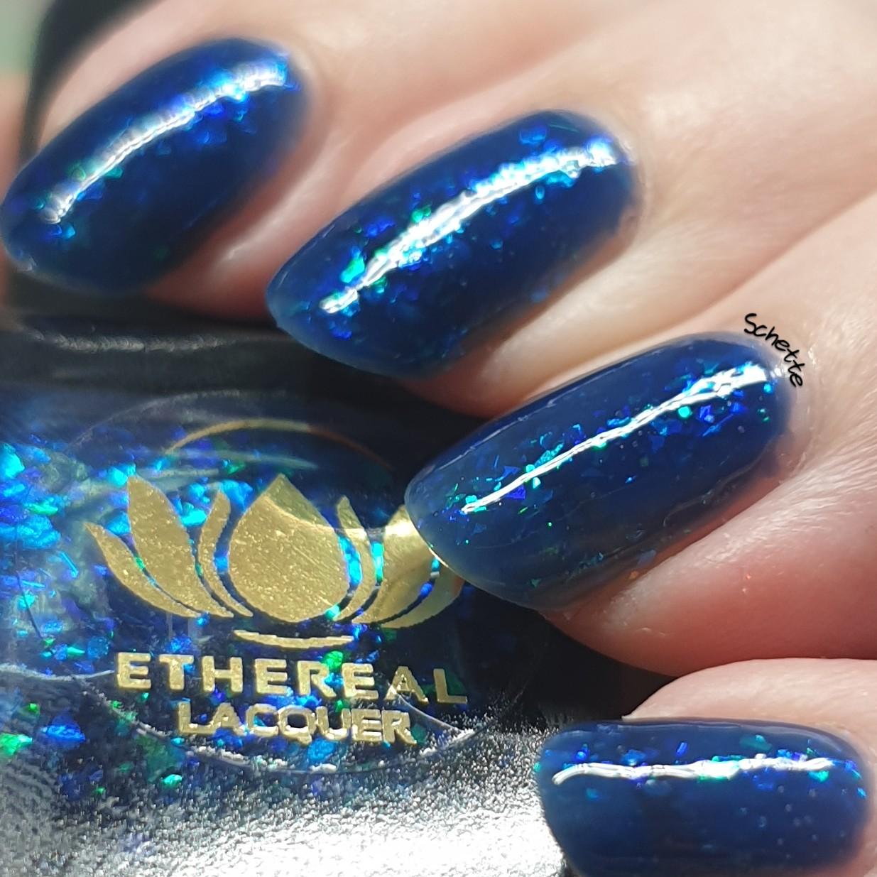 Ethereal Lacquer - Deep Bleu